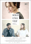 """Cartel de la película """"Solo una vez"""""""