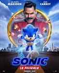"""Cartel de la película """"Sonic La Película"""""""