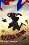 """Cartel de la película """"Spider-Man: Un nuevo universo"""""""