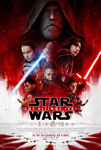 """Cartel de la película """"Star Wars: Los últimos Jedi"""""""