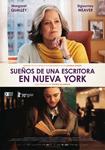 """Cartel de la película """"Sueños de una escritora en Nueva York"""""""