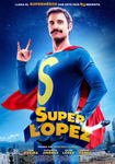 "Cartel de la película ""Superlópez"""