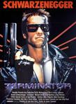 """Cartel de la película """"Terminator"""""""