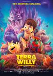 """""""Terra Willy: Planeta ezezaguna"""" pelikularen kartela"""