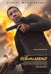 "Cartel de la película ""The Equalizer 2"""