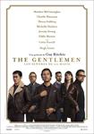 """""""The Gentelmen. Los Señores de la Mafia"""" pelikularen kartela"""