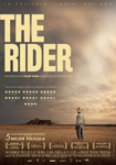 """""""The rider"""" pelikularen kartela"""