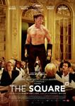 """""""The Square"""" pelikularen kartela"""