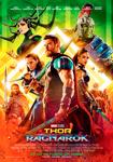 """Cartel de la película """"Thor: Ragnarok"""""""