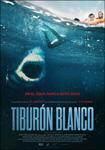 """Cartel de la película """"Tiburón blanco"""""""