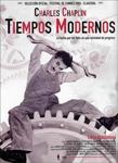 """Cartel de la película """"Tiempos Modernos"""""""