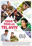 """Cartel de la película """"Todo pasa en Tel Aviv"""""""