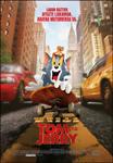 """""""Tom eta Jerry"""" pelikularen kartela"""