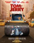 """""""Tom y Jerry"""" pelikularen kartela"""
