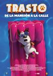 """Cartel de la película """"Trasto: De la mansión a la calle"""""""