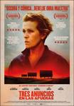 """Cartel de la película """"Tres Anuncios En Las Afueras"""""""