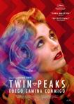 """Cartel de la película """"Twin Peaks: Fuego camina conmigo"""""""