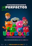 """Cartel de la película """"UglyDolls. Extraordinariamente feos"""""""