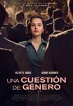 """Cartel de la película """"Una cuestión de género"""""""