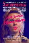"""Cartel de la película """"Una joven prometedora"""""""