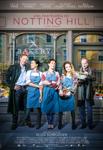 """""""Una pastelería en Notting Hill"""" pelikularen kartela"""