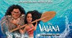"""Cartel de la película """"Vaiana"""""""