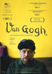 """""""Van Gogh: A las puertas de la eternidad"""" pelikularen kartela"""