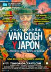 """Cartel de la película """"Van Gogh y Japón"""""""