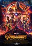 """Vengadores: Infinity War"" pelikularen kartela"