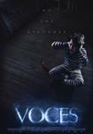 """""""Voces"""" pelikularen kartela"""