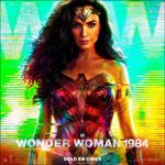 """""""Wonder Woman 1984"""" pelikularen kartela"""