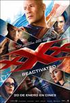 """""""xXx: Reactivated"""" pelikularen kartela"""