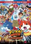 """Yo-Kai Watch, la película"" pelikularen kartela"