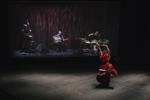 """Momento del espectáculo """"En la cuerda floja"""" (foto: Oscar Romero)"""