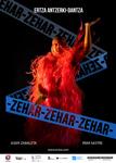 """""""Zehar"""" ikuskizunaren kartela"""