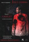 """Cartel del espectáculo """"Hamlet, la danza del melancólico"""""""