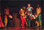 Dantza afrikarra - Senegal