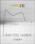 """Cartel del espectáculo """"Hiru (3)"""""""