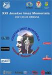 Cartel de la prueba - Carrera Pedestre Memorial Josetxo Imaz