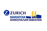 Cartel de la Prueba - Maratón de Donostia - San Sebastián