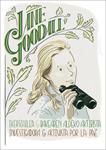 """Imagen 1 de la galería de Erakusketa: """"Jane Goodall. Ikertzailea eta bakearen aldeko aktibista"""""""