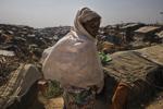 """""""Rohingyen exodoa"""" erakusketaren foiletoa"""