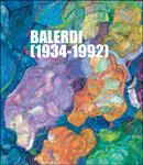 """Folleto de la exposición """"Balerdi (1934-1992)"""""""