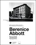 Folleto de la exposición de Berenice Abbott