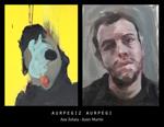 """""""Aurpegiz Aurpegi"""" erakusketaren foiletoa"""