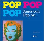 """Folleto de la exposición """"POP POP POP American Pop Art"""""""