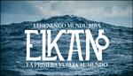 """Folleto de la exposición """"Elkano. La Primera Vuelta al Mundo"""""""