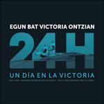 """""""24H. Egun Bat Victoria Ontzian"""" erakusketaren foiletoa"""