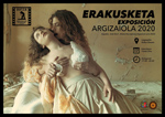 "Cartel de la exposición ""Trofeo Argizaiola 2020"" de Legazpi"