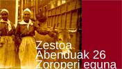 Zoroperi Eguna de Zestoa